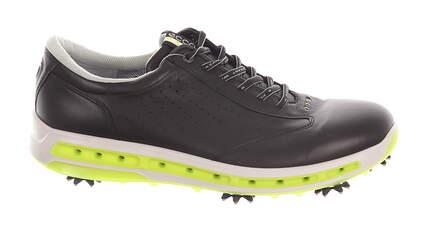 New Mens Golf Shoe Ecco Cool 18 GTX 46 Black 13010401001 MSRP $279