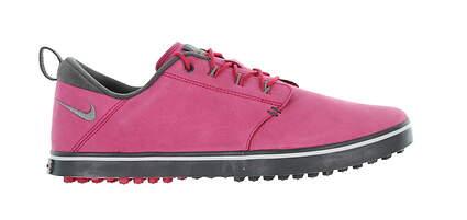 New Womens Golf Shoe Nike Lunaradapt Medium 7.5 Pink MSRP $130