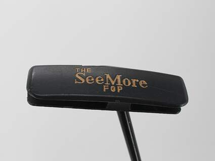 See More mFGP Black Center Shaft Putter Strong Arc Steel Right Handed 35.0in