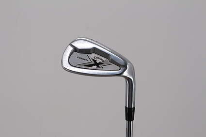 Callaway X Forged Single Iron Pitching Wedge PW FST KBS Tour Steel Stiff Right Handed 36.25in