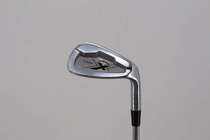 Callaway X Forged Single Iron Pitching Wedge PW FST KBS Tour Steel Stiff Right Handed 36.0in
