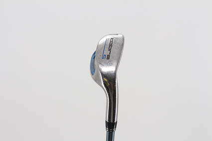 Cobra Transition S Ladies Single Iron Pitching Wedge PW Cobra Aldila NV HL 50 Graphite Ladies Right Handed 34.75in