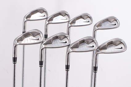 Nike NDS Iron Set 3-PW NDS Steel Uniflex Left Handed 38.0in