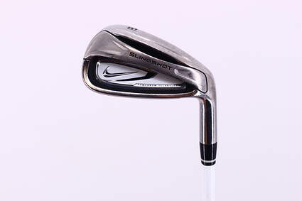 Nike 2010 Slingshot Single Iron 8 Iron Nike Diamana Slingshot Graphite Ladies Right Handed 36.0in