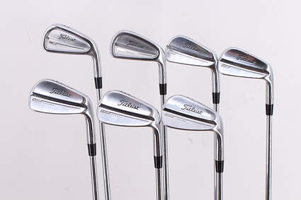 Titleist 714 MB/CB Combo Iron Set 4-PW Project X 5.5 Steel Regular Right Handed 38.25in