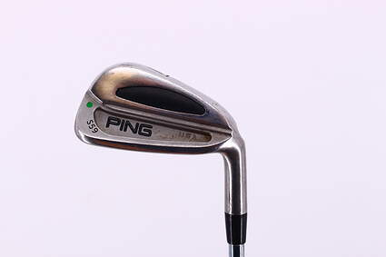 Ping S59 Single Iron 7 Iron Stock Steel Shaft Steel Stiff Right Handed Green Dot 37.25in