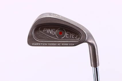 Ping Eye 2 Single Iron 3 Iron Stock Steel Shaft Steel Regular Right Handed Red dot 39.25in