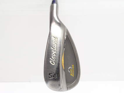 Cleveland CG14 Gunmetal Wedge Sand SW 54° Matrix Studio 94 Graphite Stiff Right Handed 35.25in