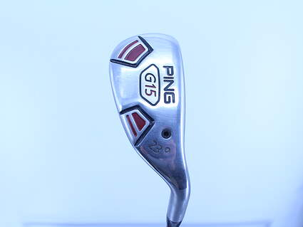 Ping G15 Hybrid 4 Hybrid 23° Ping TFC 149H Graphite Regular Right Handed 39.25in