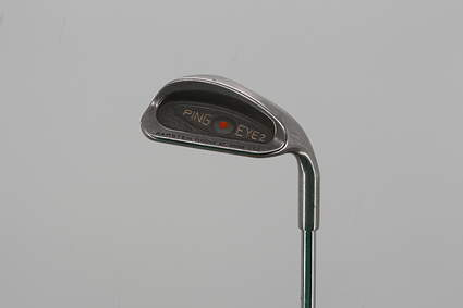 Ping Eye 2 Single Iron Pitching Wedge PW Ping ZZ Lite Steel Stiff Right Handed Orange Dot 35.0in