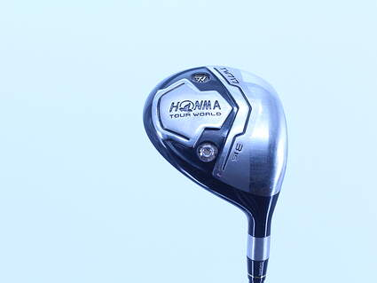 Honma Tour World TW717 Fairway Wood 3 Wood 3W 15° ARMRQ8 45 Graphite Senior Right Handed 43.0in
