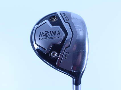 Honma Tour World TW717 Fairway Wood 5 Wood 5W 18° ARMRQ8 45 Graphite Senior Right Handed 42.5in