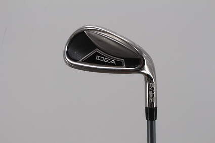 Adams Idea A7 OS Single Iron 8 Iron Stock Graphite Shaft Graphite Ladies Right Handed 35.75in