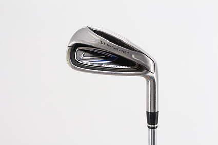 Nike 2010 Slingshot Single Iron 5 Iron True Temper Slingshot Steel Uniflex Right Handed 38.25in