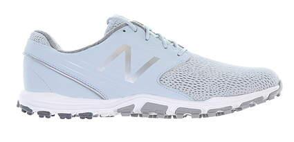 New Womens Golf Shoe New Balance Minimus SL Medium 9.5 Gray NBGW1007LG MSRP $85