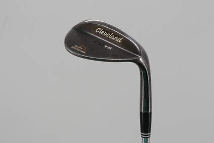 Cleveland CG15 Black Pearl Wedge Sand SW 56° 14 Deg Bounce Steel Wedge Flex Right Handed 35.5in