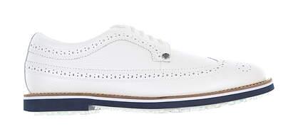 New Mens Golf Shoe G-Fore LongWing Gallivanter 11 White/Blue G4MC0EF02 MSRP $225
