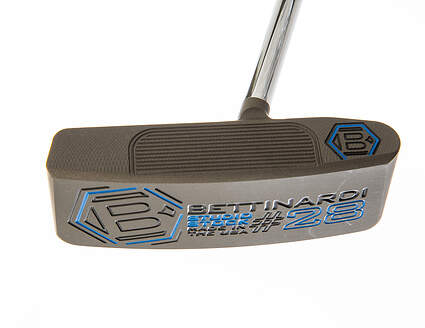 Mint Bettinardi Studio Stock 28 Center Shaft Putter Steel Right Handed 34.0in