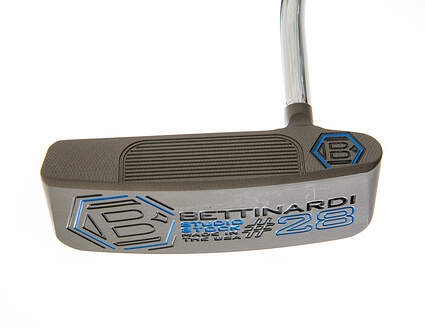 Mint Bettinardi Studio Stock 28 Putter Steel Right Handed 33.0in