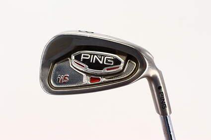 Ping i15 Single Iron 8 Iron True Temper Dynamic Gold S300 Steel Stiff Right Handed Black Dot 36.25in