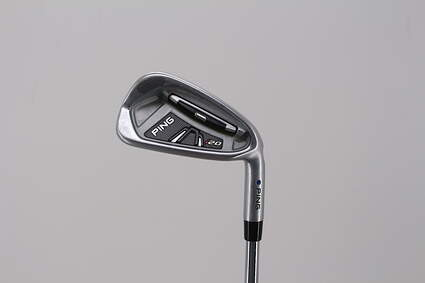 Ping I20 Single Iron 6 Iron Project X 5.5 Steel Regular Right Handed Blue Dot 37.5in