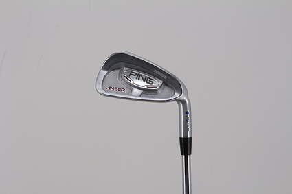 Ping Anser Forged 2010 Single Iron 5 Iron Project X 5.5 Steel Regular Right Handed Blue Dot 38.0in