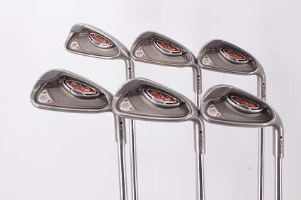 Ping G10 Iron Set 5-PW Ping AWT Steel Regular Right Handed Black Dot 37.75in