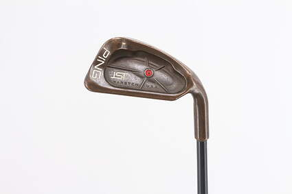 Ping ISI Beryllium Copper Single Iron 5 Iron Ping X65 Shaft Graphite X-Stiff Right Handed Red dot 38.25in