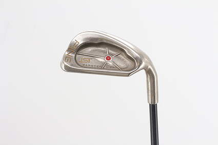 Ping ISI Nickel Single Iron Pitching Wedge PW Ping X65 Shaft Graphite X-Stiff Right Handed Red dot 36.0in