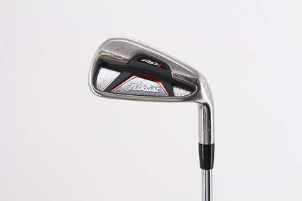 Titleist 712 AP1 Single Iron 6 Iron Dynamic Gold XP S300 Steel Stiff Right Handed 37.5in