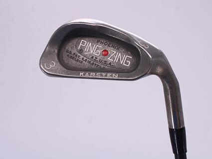 Ping Zing Single Iron 3 Iron G Loomis Tour Shaft Graphite X-Stiff Right Handed Red dot 39.25in