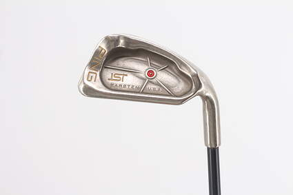 Ping ISI Nickel Single Iron 6 Iron Ping X65 Shaft Graphite X-Stiff Right Handed Red dot 37.75in