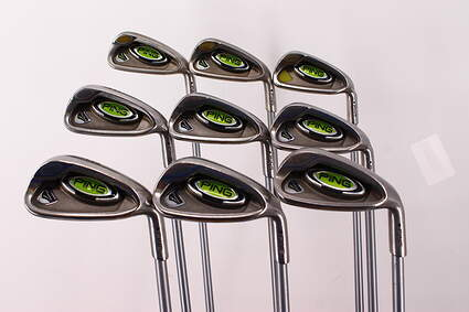 Ping Rapture Iron Set 3-PW GW Ping TFC 909I Graphite Regular Right Handed Black Dot 37.5in