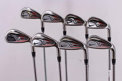 Nike Victory Red Pro Cavity Iron Set 4-PW GW True Temper Dynalite 110 Steel Regular Right Handed 38.0in