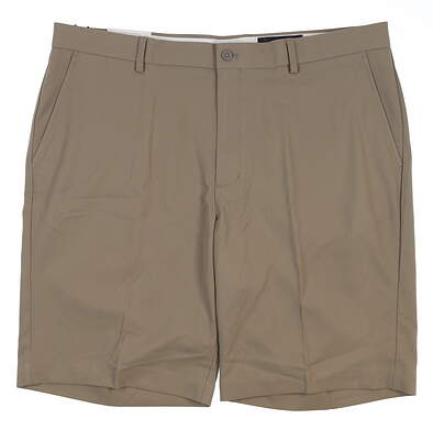 New Mens Greg Norman Golf Shorts 42 Khaki G7S6H800 MSRP $59