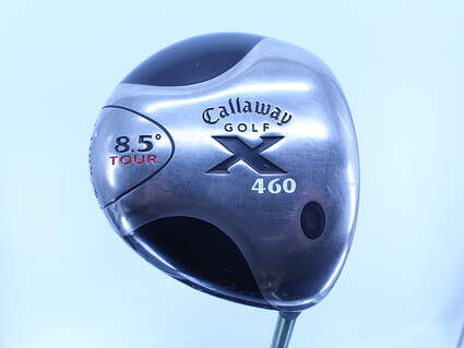 Callaway X 460 Tour Driver 8.5° Aldila NV 75 Graphite X-Stiff Right Handed 45.25in