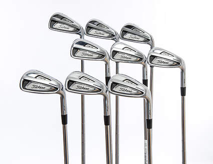 Titleist 714 AP2 Iron Set 3-PW GW FST KBS Tour Steel Regular Right Handed 38.0in