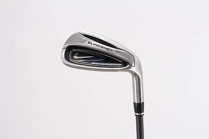 Nike Slingshot Single Iron Pitching Wedge PW Nike UST Mamiya Graphite Regular Right Handed 36.25in