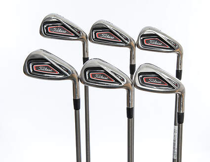 Titleist 716 AP1 Iron Set 5-PW Aerotech SteelFiber i80 Graphite Regular Right Handed 38.25in