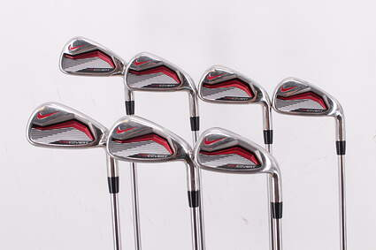Nike VRS Covert 2.0 Iron Set 4-PW True Temper Steel Regular Right Handed 38.5in