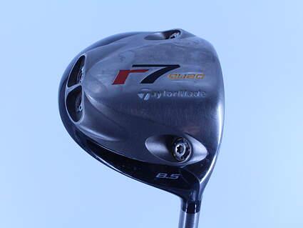 TaylorMade R7 Quad Driver 8.5° Aldila NV 75 Graphite Stiff Right Handed 45.5in