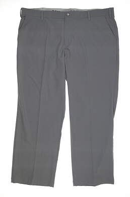 New Mens Adidas Golf Pants 40 x30 Gray 04AD89 MSRP $89