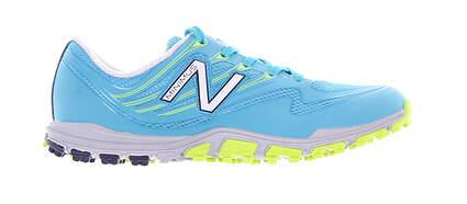 New Womens Golf Shoe New Balance 1006 Medium 7.5 Blue NBGW1006 MSRP $85