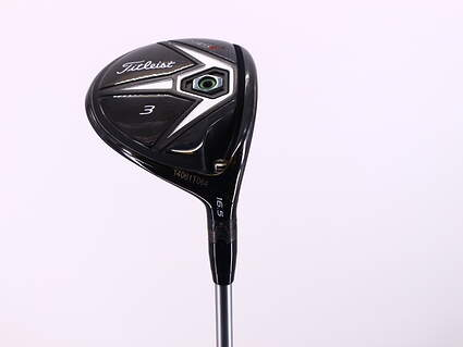 Tour Issue Titleist 915 F Fairway Wood 3 Wood 3W 16.5° Mitsubishi Diamana S+ Blue 70 Graphite X-Stiff Right Handed 43.0in