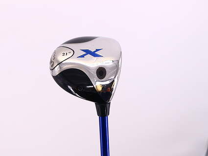 Mint Callaway X Fairway Wood 7 Wood 7W 21° Graphite Design YS-6+ Graphite Stiff Right Handed 41.75in