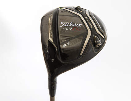 Titleist 917 D3 Driver 8.5° Mitsubishi Diamana S+ Blue 60 Graphite Stiff Left Handed 45.0in