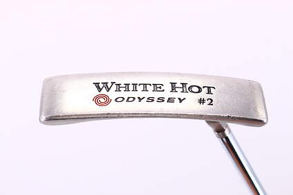 Odyssey White Hot 2 Putter Steel Right Handed 35.5in