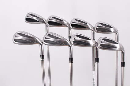 Nike Slingshot OSS Iron Set 5-PW GW SW Stock Graphite Shaft Graphite Ladies Left Handed 37.0in