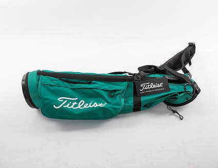 Brand New 10.0 Titleist All Other Models Green/White Carry Bag