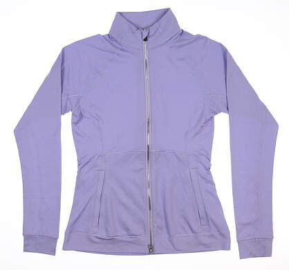 Brand New 10.0 Womens Puma Pullover Small S Purple